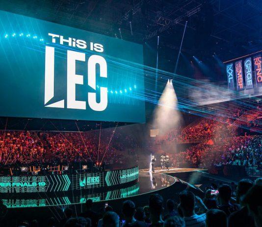 typy na League of Legends LEC 2021